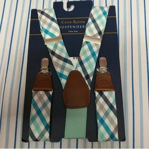 SUSPENDER WITHOUT BOX - LIKE NEW